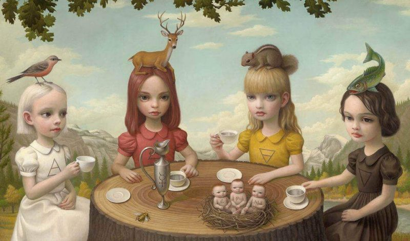 Mark Ryden's Pinxit (Review)
